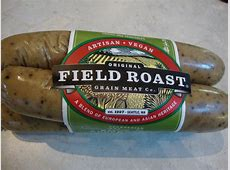 Product Review: Field Roast's Smoked Apple Sage Grain