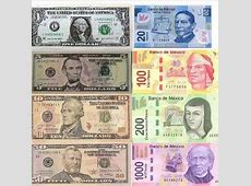 America to Mexican money chart   Money chart, Mexican peso
