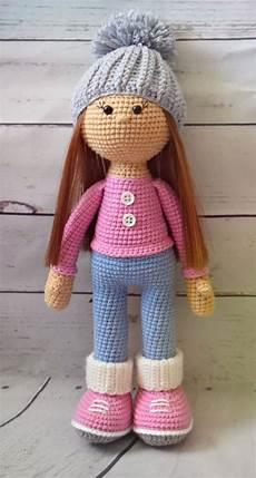 molly crochet doll pattern amigurumi the whoot