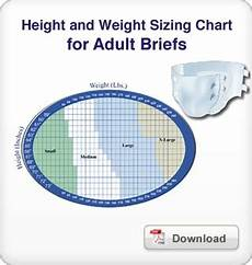 Prevail Size Chart Prevail Sizing Guide Totalhomecaresupplies