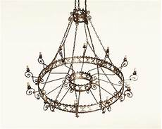 12 Light Wrought Iron Chandelier Grand Colonial Wrought Iron Chandelier 12 Light The