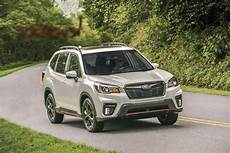 new generation 2020 subaru forester 2019 subaru forester fourth generation arrives with more