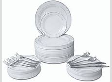 """360 Piece """"OCCASIONS"""" Wedding Disposable Plastic Plate"""