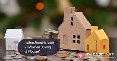 Should I Buy An House Q A What Should I Look For When Buying A House