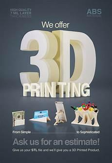 3d Printing Poster Design Motionborg Now Offering 3d Printing Motionborg