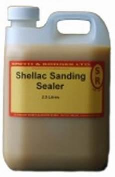 Briwax 500ml Shellac Sanding Sealer by Shellac Sanding Sealer