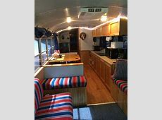 Thomas School Bus RV Conversion Skoolie   Tiny House for Sale in Fort Myers, Florida   Tiny