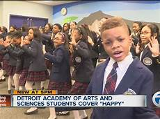 Detroit Academy Of Arts And Science Detroit Academy Of Arts And Sciences Students Cover