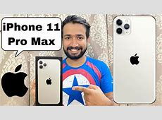 iPhone 11 pro max unboxing and review in Hindi (2020