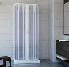 cabina doccia a soffietto box cabina doccia tre lati in pvc con apertura centrale a
