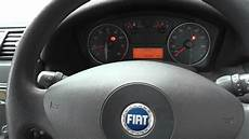 Fiat Punto Airbag Warning Light Stays On Md704 Reset Fiat Airbag Warning Light Youtube