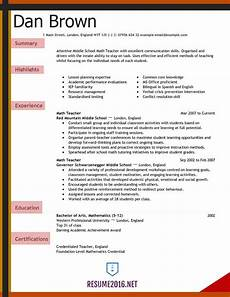 Resume Example Resume Examples 2016 Archives Resume 2016