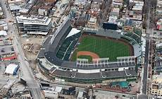Wrigleyville Seating Chart Wrigley Field Team Digs Into Hallowed Ground 2016 01 26