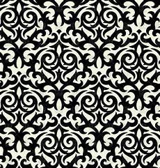 Free Damask Background Seamless Black Damask Background Vector Image Of