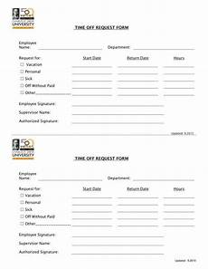 Paid Time Off Forms 9 Pto Request Form Templates Pdf Free Amp Premium Templates