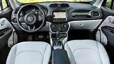2019 jeep interior 2019 jeep renegade limited and trailhawk interior