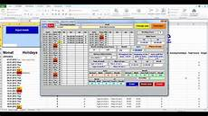 Employee Time Tracking Excel Track Time Calculate Time Time Tracking Application