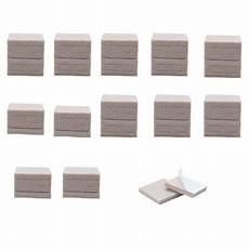 60pcs felt furniture pads square 1 1 8 quot floor protector