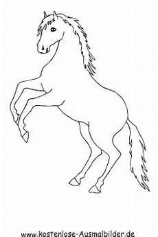 Ausmalbilder Pferde Haflinger Ausmalbilder Pferd 8 Tiere Zum Ausmalen Malvorlagen Pferde