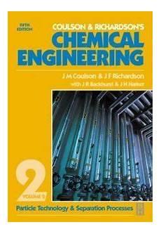 Engineer S World Chemical Engineering Volume 2 Fifth