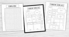 Apartment Furniture Planner Free Printable Room Planner Berry Designs