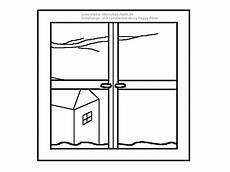 Malvorlagen Fenster Fenster Malvorlagen Kostenlos Zum Ausdrucken