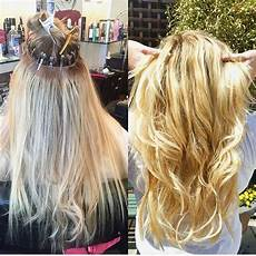 before after nbr extensions hair extensions best
