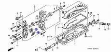Honda Aquatrax Oil Filter Screen For F12 F12x R12 R12x