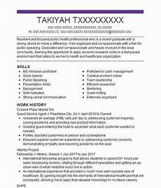 Guest Service Agent Resume Guest Service Agent Objectives Resume Objective Livecareer