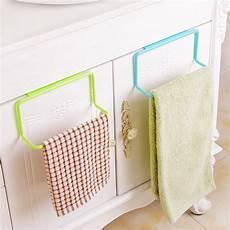 1pc home shower room plastic towel racks hanging holder