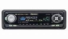 Pioneer Deh P330 Single Cd Player User Manual