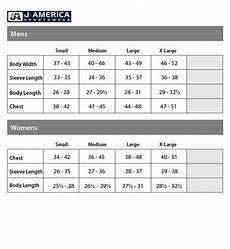 J Pants Size Chart Sizing Charts Amerasport