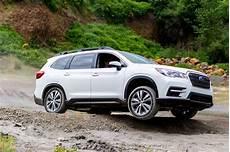 2019 Subaru New Model by 2019 Subaru Ascent Review Vw S Enthusiast Push Tesla