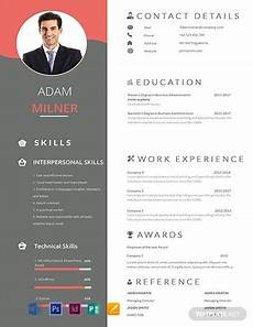 Resume Templates For Publisher 92 Free Photo Resume Templates Word Doc Psd