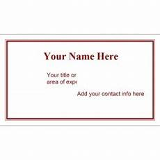 Avery Business Cards 10 Per Sheet Templates Maroon Border Business Card 10 Per Sheet Avery