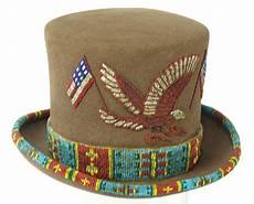beaded top hat american beading beaded hat bands