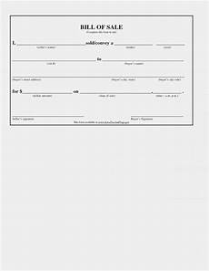 Free Auto Bill Of Sale Template Free Auto Bill Of Sale Printable In 2020 Word Template