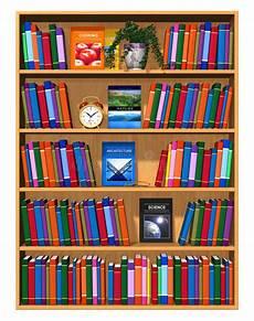 scaffale per libri scaffale per libri di legno con il lotto dei libri di
