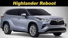 toyota models 2020 2020 toyota highlander look