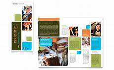 Art Gallery Brochure Design Art Gallery Amp Artist Brochure Template Design