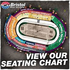 Bristol Motor Speedway Seating Chart With Row Numbers Seating Map Is It Your First Time Bristol Motor