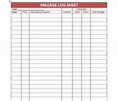 Mileage Tracking Template Download The Business Mileage Tracking Log From Vertex42