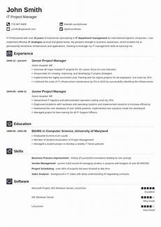 Creating A Resume Template 20 Cv Templates Create A Professional Cv Amp Download In 5