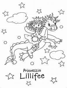 Malvorlagen Einhorn Prinzessin Lillifee Lillifee 17 Zum Ausmalen Ausmalbilder Lillifee