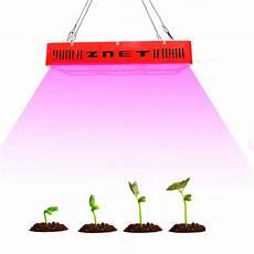 Led Lights Or Hps For Growing Znet6 400watt Hps Grow Led Light Full Spectrum Hydroponic