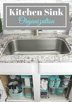 kitchen sink organizing ideas how to organize the kitchen sink a cultivated nest