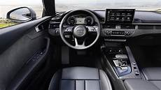 audi a5 2020 interior facelifted 2020 audi a5 range revealed the car expert