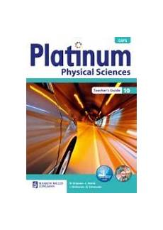 9780636133051 Platinum Physical Sciences Grade 10 Teachers