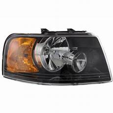 2003 Ford Expedition Light Assembly 2003 2006 Ford Expedition Head Light Rh Assembly Black