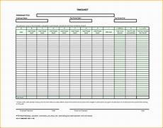 Semi Monthly Timesheet Template Excel 8 Semi Monthly Timesheet Template Excel Excel Templates